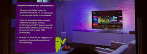 TP Vision: 90 per cent of Philips Android TVs get connected