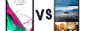 LG G4 vs HTC One M9: What's the difference?