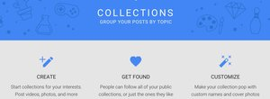 Google+ rolls out new Collections feature, with sight set on Pinterest
