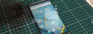 OnePlus 2 leaks showing near bezel-free screen and fingerprint scanner