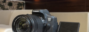 Canon EOS 750D review: Revered mid-ranger