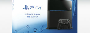 Sony's 1TB PS4 to arrive in the UK this month, bundled with PlayStation TV