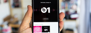 Music streaming has almost doubled in the last year, and that's before Apple Music launched