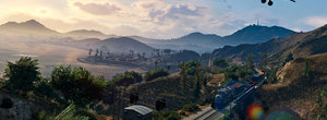 GTA V in glorious 4K, picture gallery: Can your PC run it? Find out here