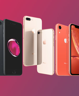 Which is the best iPhone? iPhone 7, iPhone 8, iPhone XR, or iPhone XS?