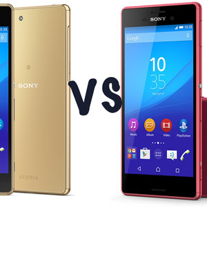 Sony Xperia M5 vs Sony Xperia M4 Aqua: What's the difference?