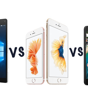 Microsoft Lumia 950, Lumia 950 XL vs Apple iPhone 6S, iPhone 6S Plus vs Google Nexus 5X, Nexus 6P: What's the difference between the flagships?