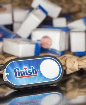 Get an Amazon Dash Button for £1.99 and still get £4.99 back off your first order
