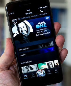 Get three months of Amazon Music Unlimited for 99p