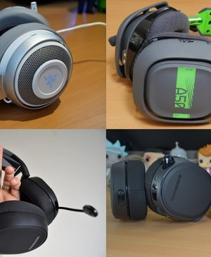 Best PC gaming headsets: The best wired, wireless and surround sound headsets around