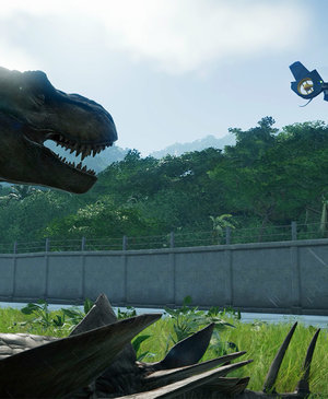 Jurassic World Evolution review: Dinosaur sim offers plenty to dig your claws into