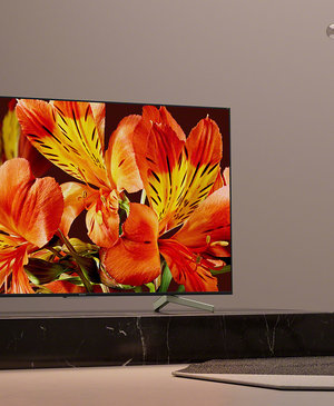 Sony KD-55XF8505 review: HDR woes hold back this 4K TV