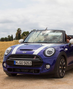 Mini Convertible Cooper S review: Topless fun