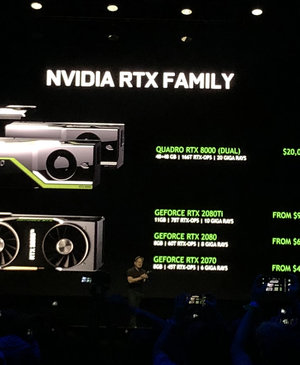 Nvidia's new RTX 2080 cards: Your PC games will never be the same