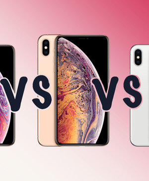 Apple iPhone XS vs iPhone XS Max vs iPhone X: What's the difference?