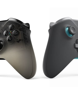 Check out this trendy translucent Xbox Wireless Controller