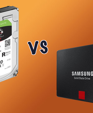 SSD vs HDD: What's the difference between flash storage and traditional hard drives?