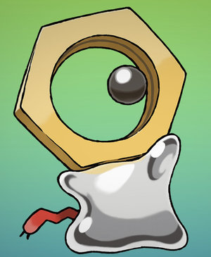 Meet Pokemon Go's new mysterious and mythical Pokemon: Meltan
