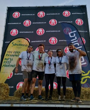 Pocket-lint take on the Spartan Race: Are we For the Brave?