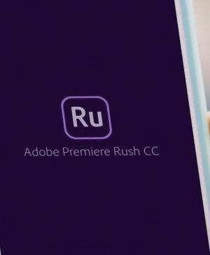What is Adobe Premiere Rush CC and how does it work?