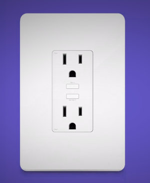 TP-Link's newly leaked smart outlet looks like an actual wall outlet