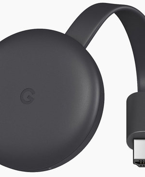 Get the new Google Chromecast for just £20, great Black Friday deal