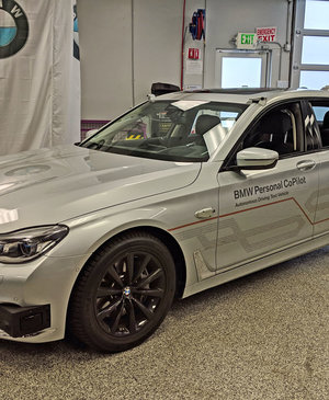 BMW technology: How the carmaker is developing its autonomous driving system