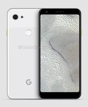 Google Pixel 3 Lite and Lite XL phones fully revealed in crisp 5K renders