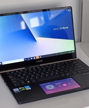 Asus ZenBook Pro 14 review: A trackpad that's a touchscreen, how does that work?