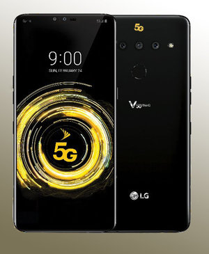 LG V50 ThinQ specs, 5G info, news and release date