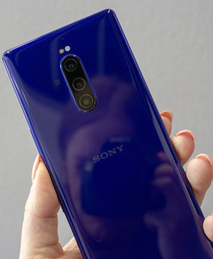 Sony Xperia 1 initial review: Standing tall