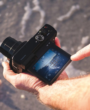 Panasonic Lumix TZ95: Showing there's yet life in compact cameras?