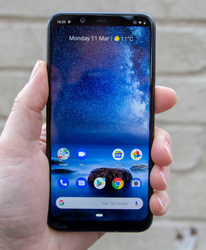 Nokia 8.1 review: Slipping into the mid-range