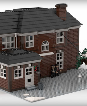 Lego Home Alone house gets thumbs up from Macaulay Culkin, but needs your votes too