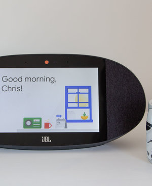 JBL Link View review: Bringing bass to the Google goodness