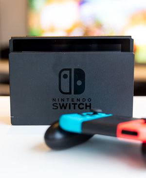 Does this Nintendo Switch update suggest new Switch models are coming?