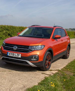 VW T-Cross review: Compact SUV done the right way