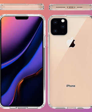 Apple iPhone 11 Max early case suggests no USB Type-C and that square rear camera again