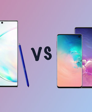 Samsung Galaxy Note 10 vs Galaxy S10: What's the difference?