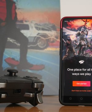 Google Stadia app has appeared in Google Play Store ahead of launch