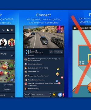 Facebook joins the chorus of discontent about Apple's App Store policies