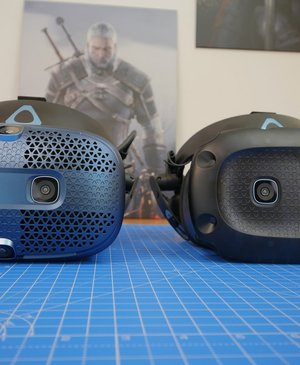 Both the HTC Vive Cosmos and Cosmos Elite are now cheaper for Cyber Monday