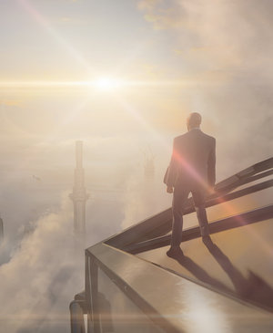 No, Hitman 3 on PS5 and Xbox Series X doesn't have ray tracing... yet