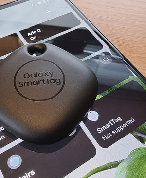 Samsung's new SmartTag only works with Galaxy devices, limiting its wider appeal