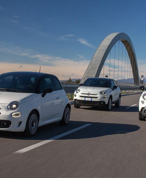 Fiat 500 Hey Google series brings all things Google to your car