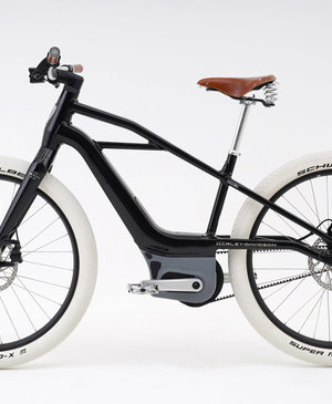 Harley-Davidson Serial 1 Mosh/Tribute electric bicycle available in very limited numbers