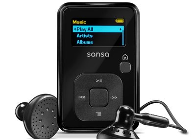 Win a SanDisk Sansa Clip+ MP3 player