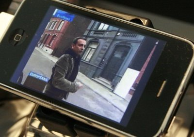 Mobile TV could be in UK in time for Olympics