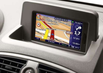 TomTom issues update for Renault Carminat