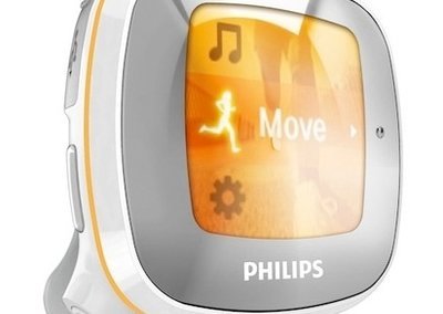 "Philips Activa MP3 player offers ""words of encouragement"""